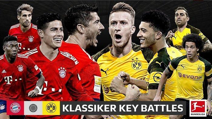 Berita Terkini FC Bayern Munich dan Borussia Dortmund